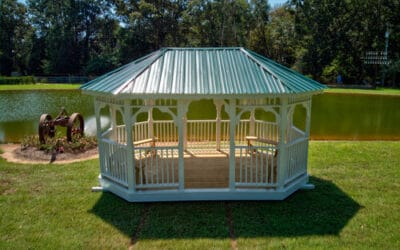 Custom Gazebos and Screen Rooms for Safer Family Gatherings