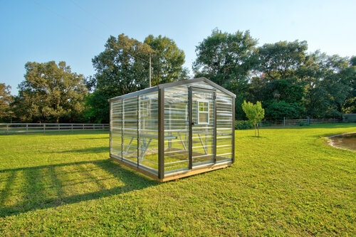 5x8 Free Ranging Chicken Coop