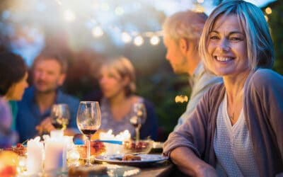 Safely Hosting Friends and Family in Your Backyard